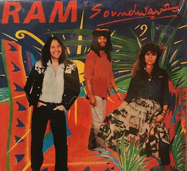 Ram soundwaves - vinilo lp - muy buen estado