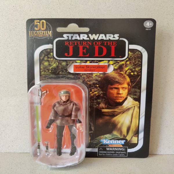 Luke skywalker endor star wars the vintage collection hasbro