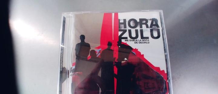 Hora zulu-cd me duele la boca de decirlo