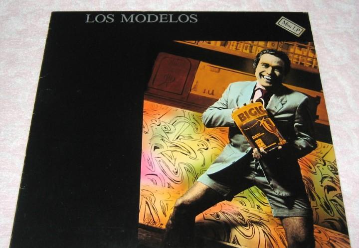 Los modelos - los modelos - mini lp mr 1983 + insert - ex!!!