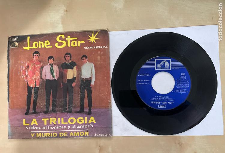 Lone star - la trilogia (dios hombre mujer) - single promo