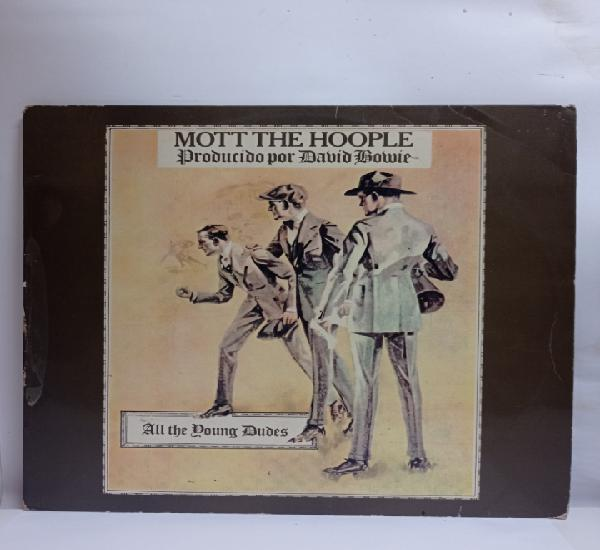 Mott the hoople, all the young dudes (cbs 1972)