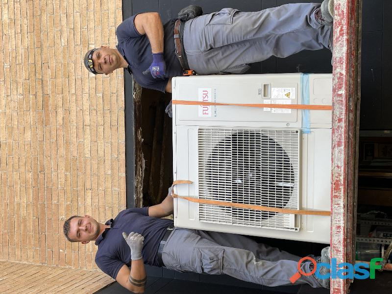 Instalador de aire acondicionado 5