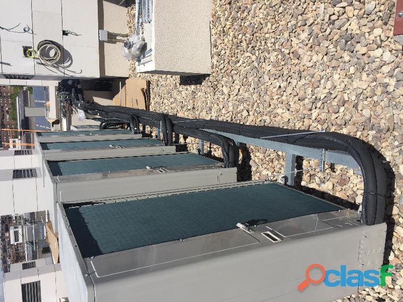 Instalador de aire acondicionado 4