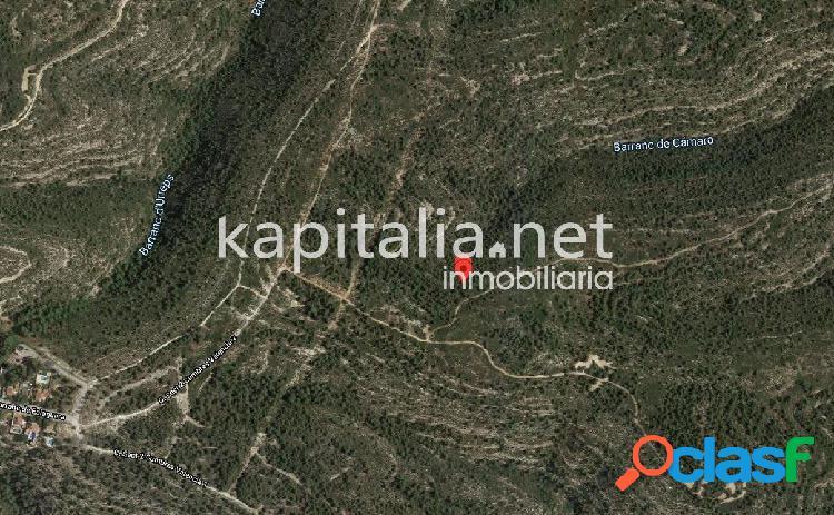 Terreno urbanizable en venta en moixent (valencia)