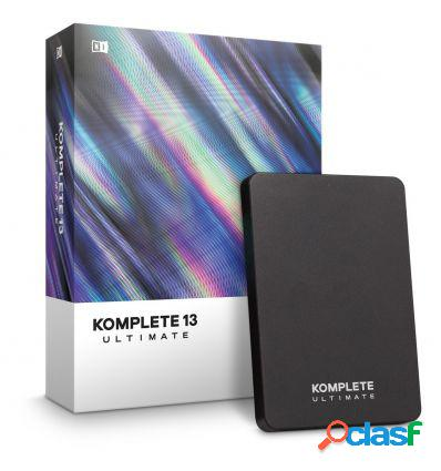 Native instruments komplete 13 ultimate upgrade from k.select