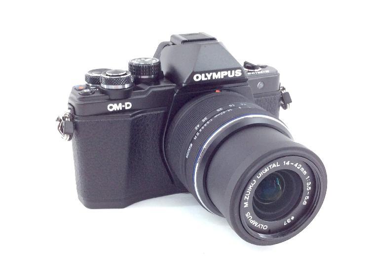 Camara digital evil olympus kit om-d e-m10 mark ii +14-42mm
