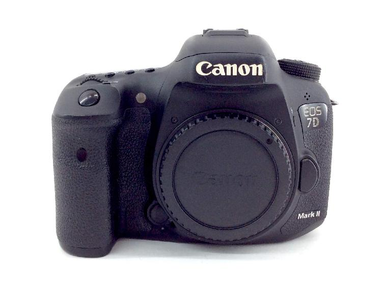 Camara digital reflex canon eos 7d mark ii