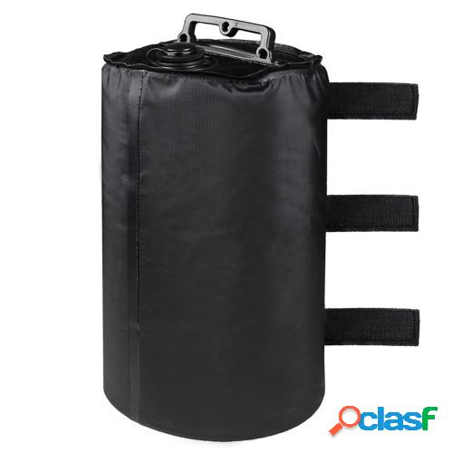 Outdoor tent weight bag canopy leg weight bag fixed water sand bag for gazebo canopy tent sun umbrella shed