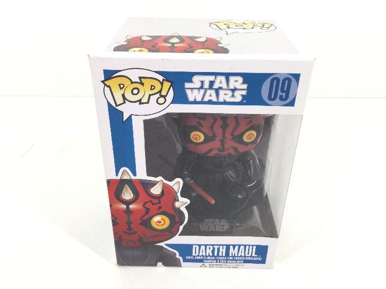 figura accion funko darth maul nº 09 star wars