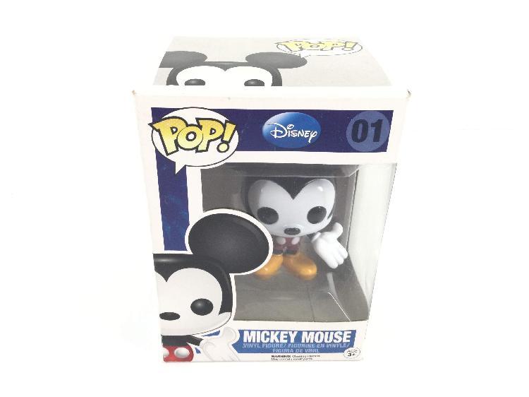 figura accion funko mickey mouse nº 01 disney