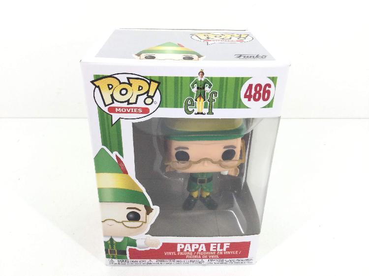 figura accion funko papa elf nº 486 elf