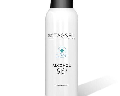 Alcohol 96º tassel 1 litro