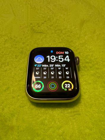 Apple Watch Series 5 Acero 40mm GPS+LTE Blanco