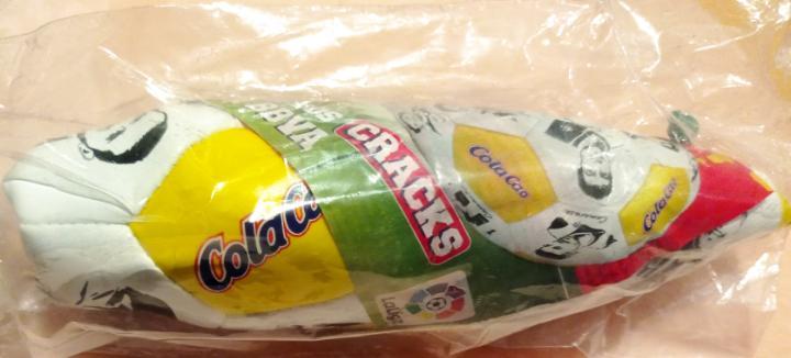 Pelota colacao balon cracks de la liga messi original