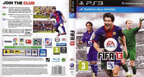 VIDEOJUEGO PS3 FIFA 13 Segunda mano/Novedad en Nolotire A