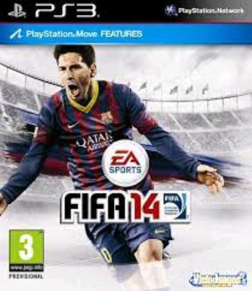 VIDEOJUEGO PS3 FIFA 14 Segunda mano/Novedad en Nolotire A