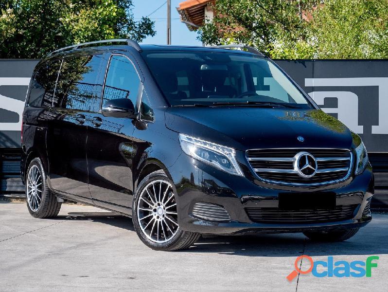 Mercedes V220 d 5