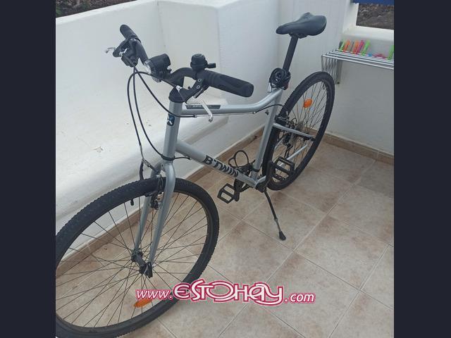 Vendo bicicletta casi nueva
