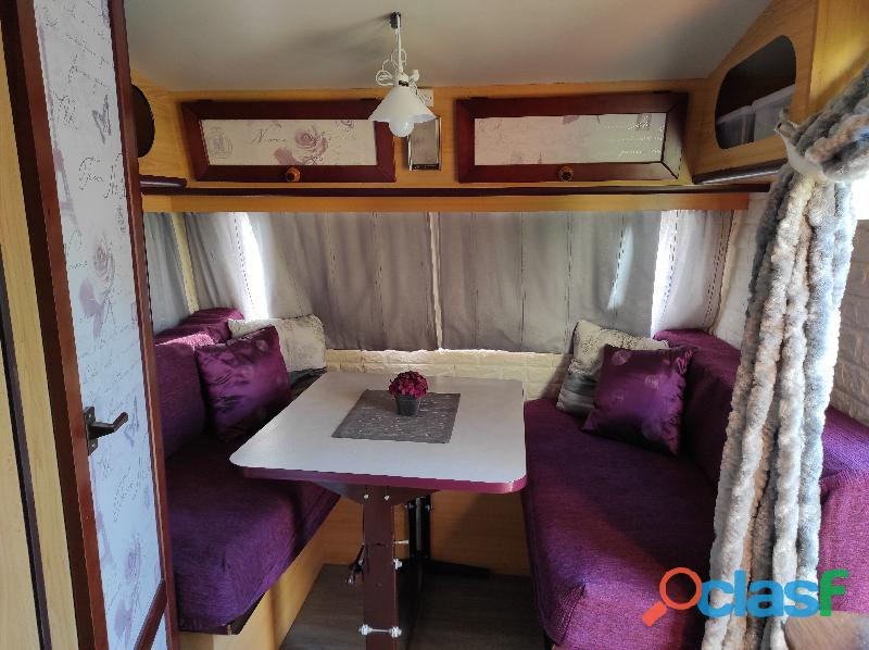 Se vende caravana Roller Roma 445 DD 3