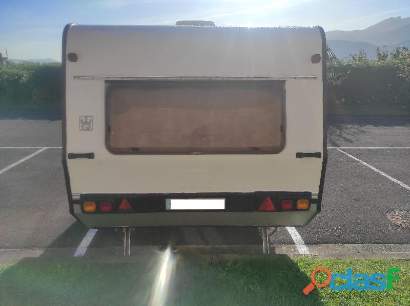 Se vende caravana Roller Roma 445 DD 4