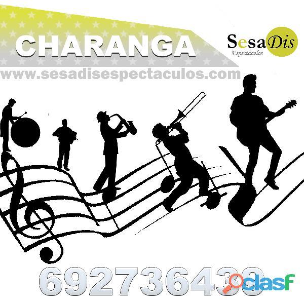 Grupo de musica charanga