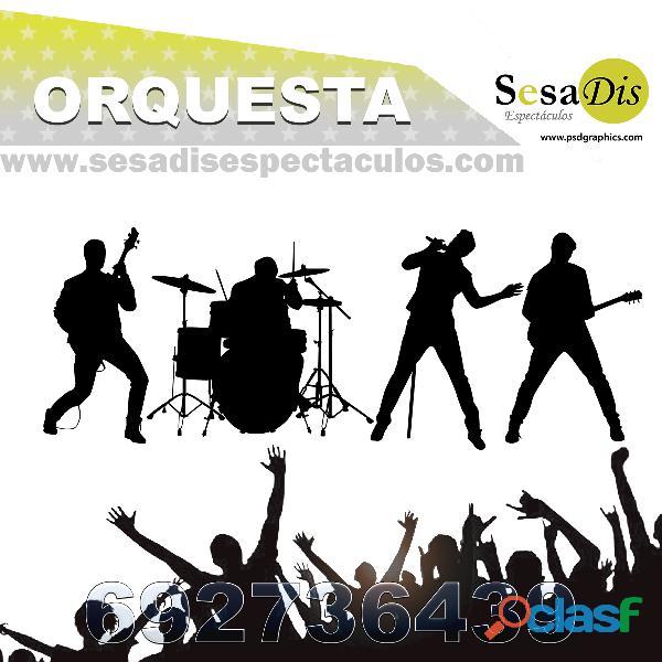 Orquestas Sesadis