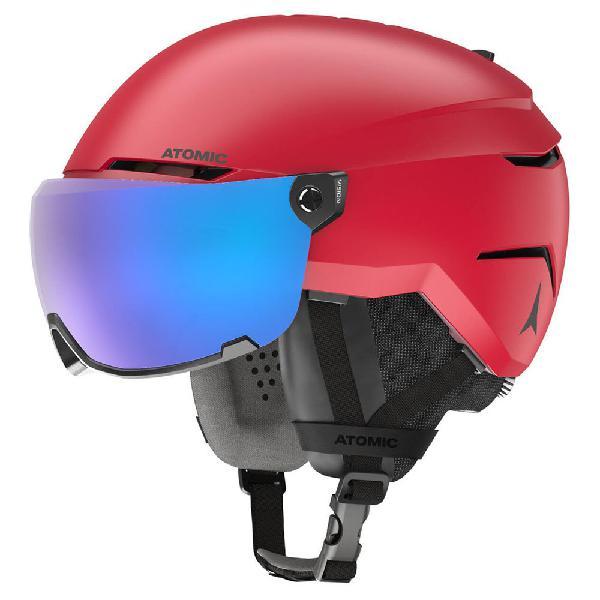 Atomic casco savor visor stereo
