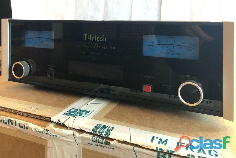 Amplificador integrado McIntosh MA5300