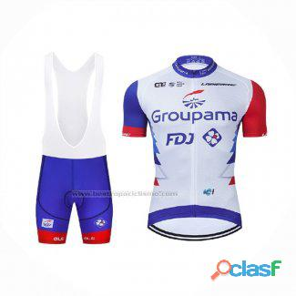 Groupama FDJ ropa ciclismo