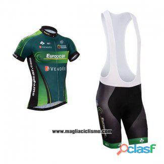 maglia ciclismo Europcar
