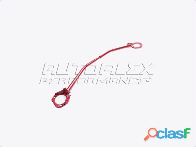 Barra Puntal Rojo Frente BMW E46