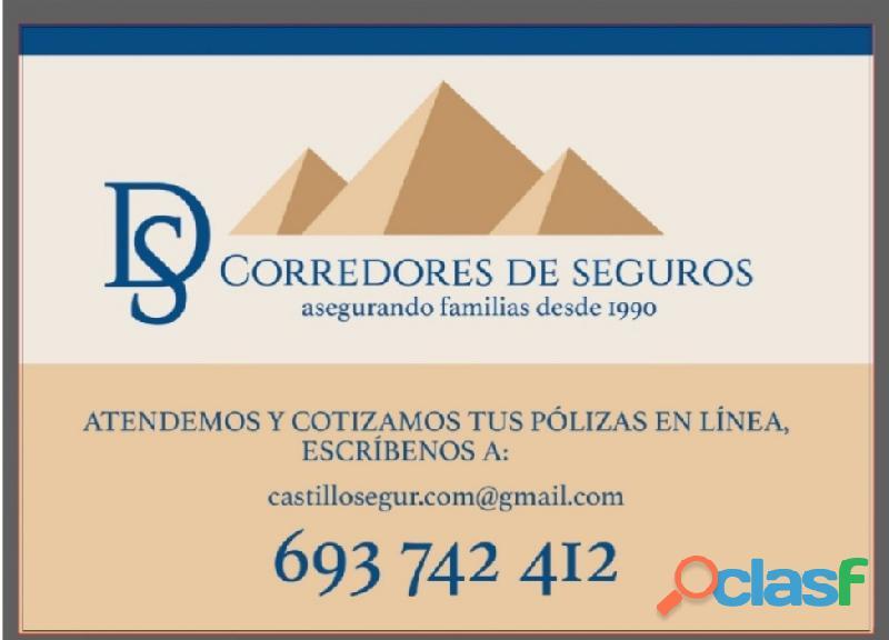 Corredor de seguros