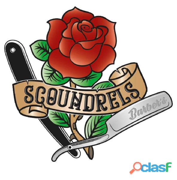 Scoundrels Barbers SL