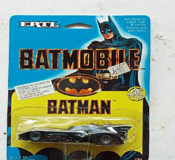 Batmovil (batmobile) ertl 1989 distribuido por guisval