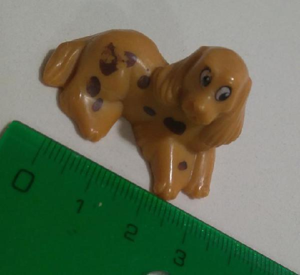 Perro kinder muñeco 90 mascota animal animalito dog perrito