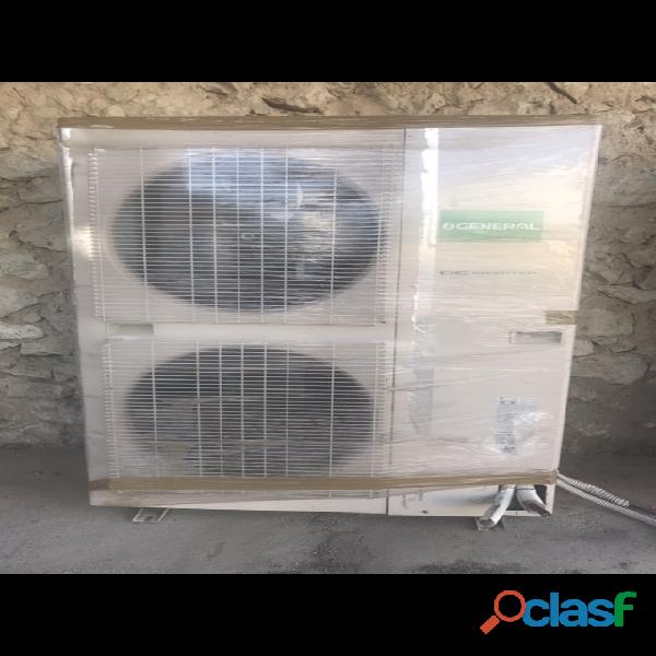 2 Climatizadores General Fujitsu Japon
