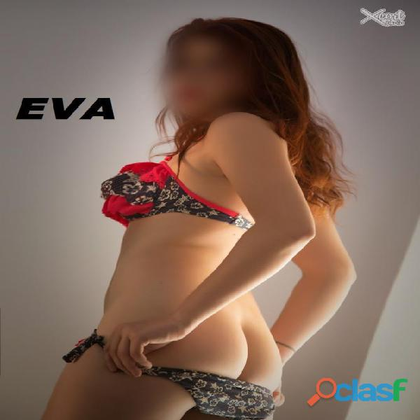 Eva teen pelirroja de lujo en mi piso