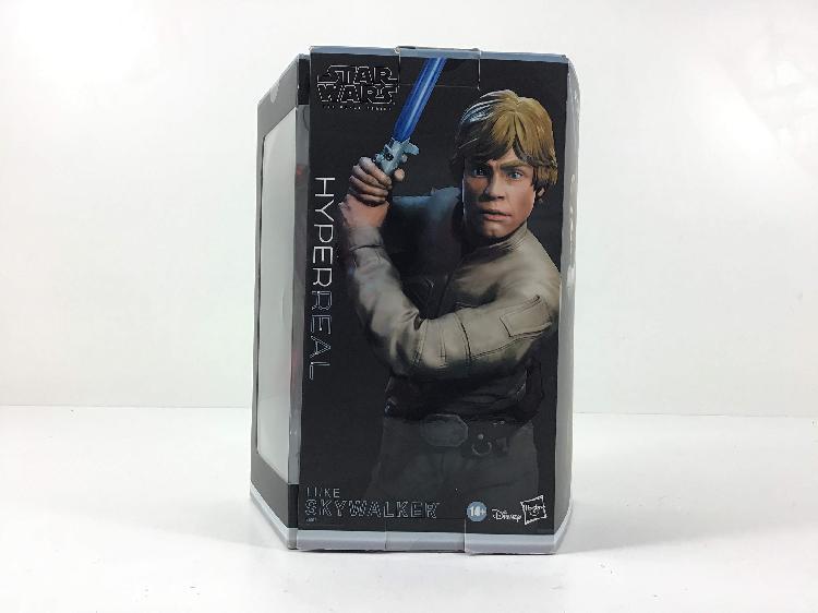Star wars hasbro luke skywalker hyperreal e6611