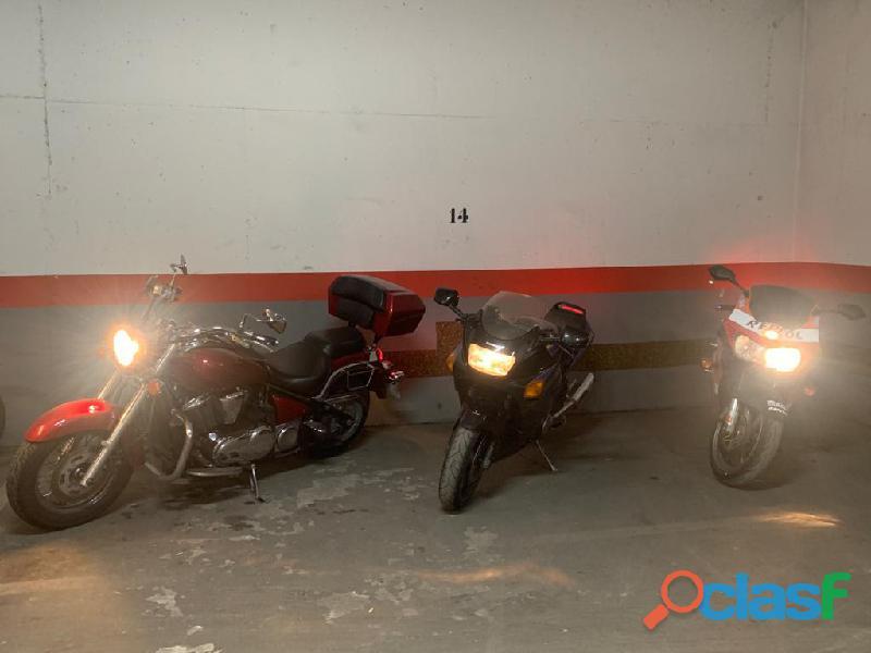 Vendo plaza de garaje amplía en Perales de Tajuña