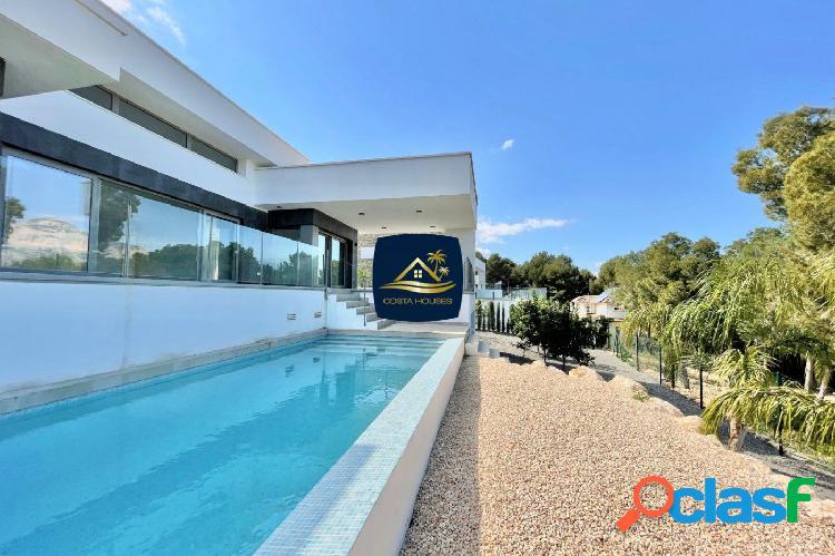 ᗤᗤ mar mediterraneo, javea | nueva villa moderna con vistas al mar · costa blanca españa