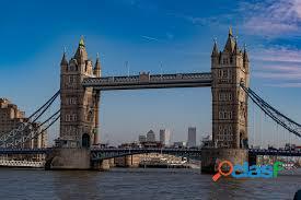 PLAZA DISPONIBLE LONDON