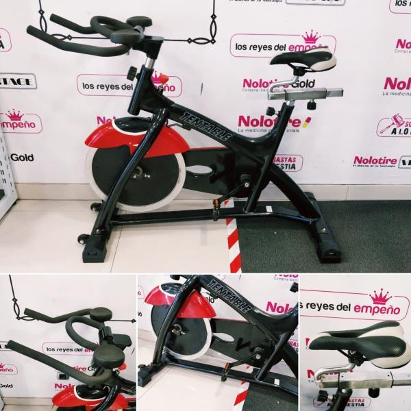 Bicicleta spinning tentable sp800 segunda mano/novedad en