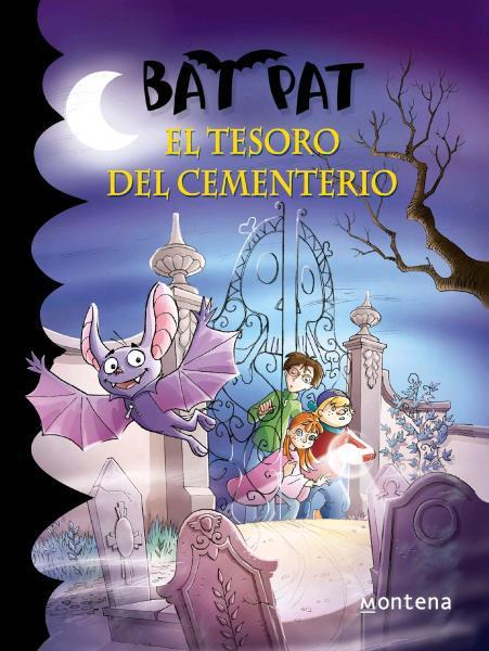 Libro baypat el tesoro del cementerio segunda mano/novedad