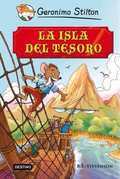 Libro geronimo stilton la isla del tesoro segunda
