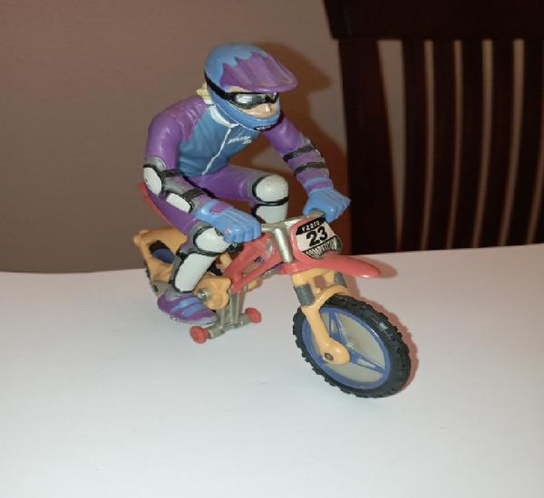 Mountain biker figura de accion año 2000