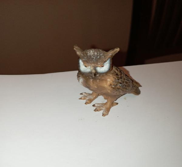 Schleich figura de pvc made in germany buho real serie