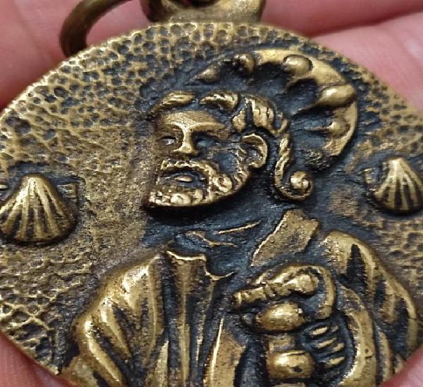 Santiago compostela 1965 medalla bronce o similar 4,5 cms