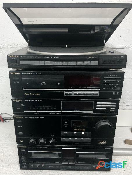Equipo sonido Technics ClassAA VC 4 (5 módulos)